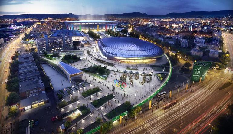 Kell-e Budapesten olimpia? Vita