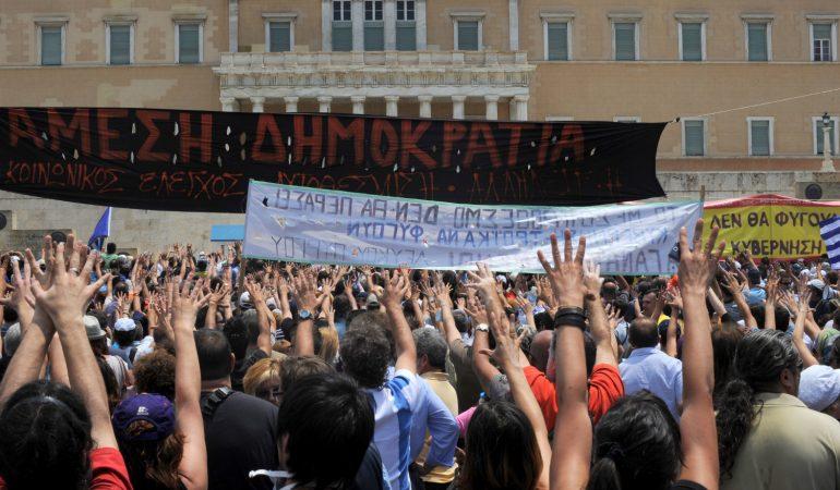 Két éve kormányoz a Sziriza