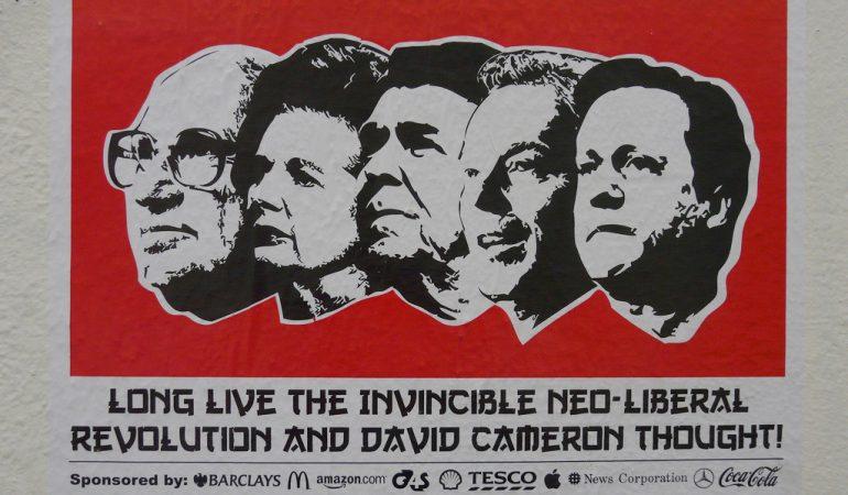 Mi a neoliberalizmus? 2. Rész: A neoliberalizmus a jobboldal megerősödéséhez vezet
