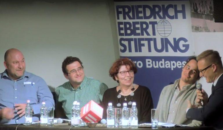 Társadalom és Szociálpolitika, Magyarország, 1990-2015 – Beszélgetés a szerzőkkel (1. )
