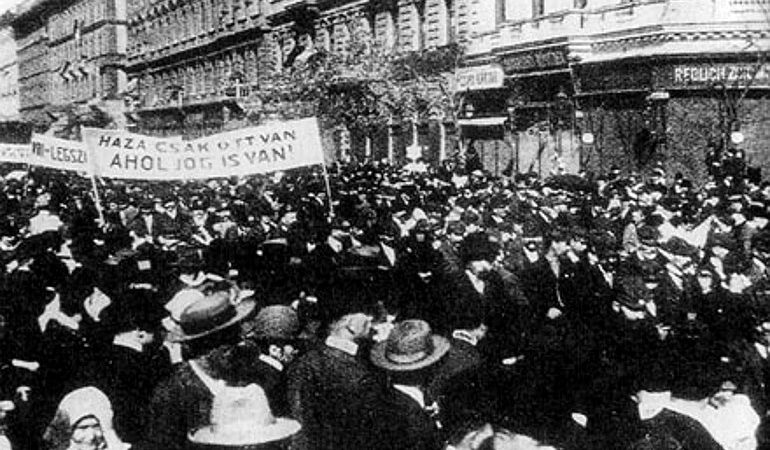 Szociáldemokrácia Magyarországon: politika, mozgalom, kultúra