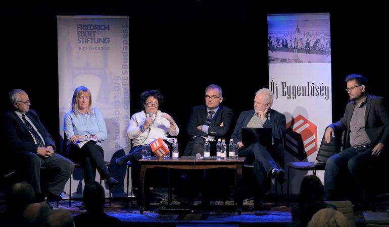 Egészségpolitika a szociális demokráciában – közbeszélgetés