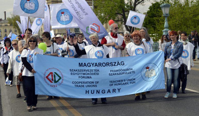 Szuverén-e a magyar szakszervezeti mozgalom?