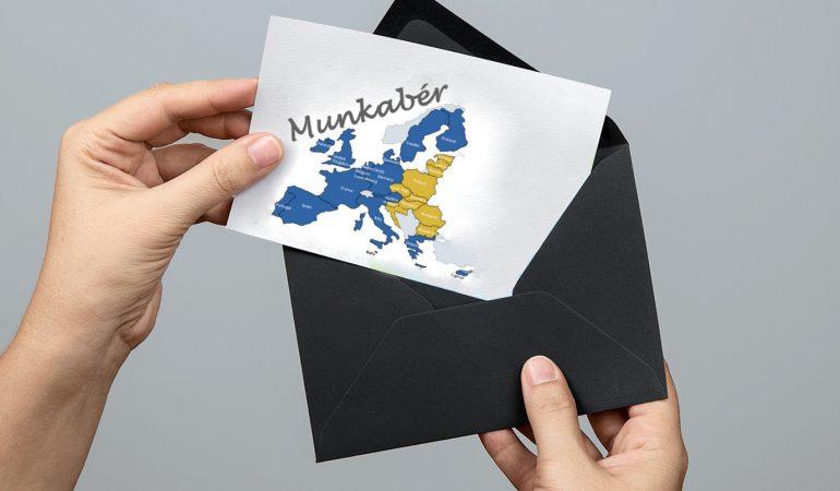 Bérfelzárkóztatást Európában!