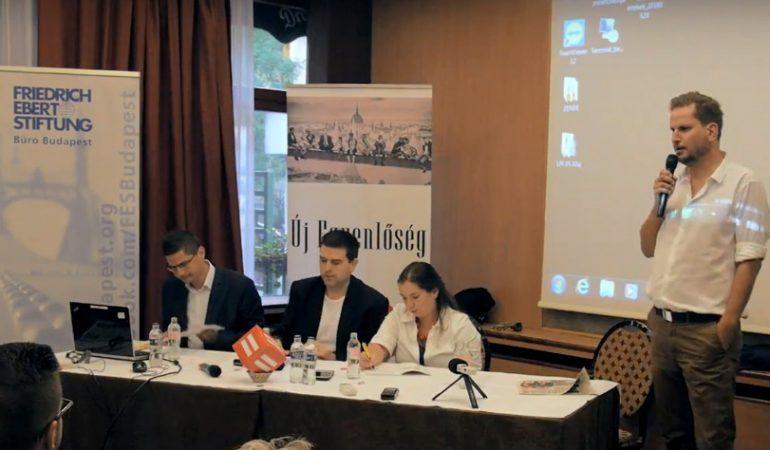 A baloldal jövője – Szociáldemokrata értékek Magyarországon
