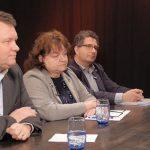 A Magyar Szakszervezeti Szövetség elnökjelölti vitája tisztújítás előtt