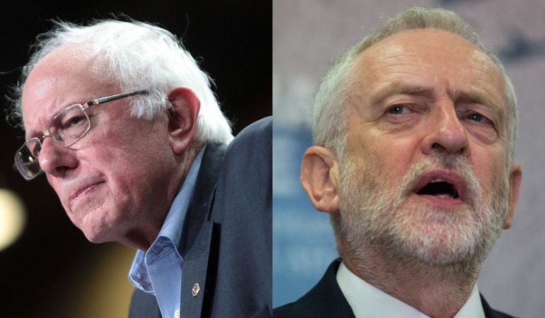 Sanders és Corbyn – tényleg egyformák?