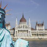 Itt van Amerika – Az amerikai és a magyar demokrácia fejlődése