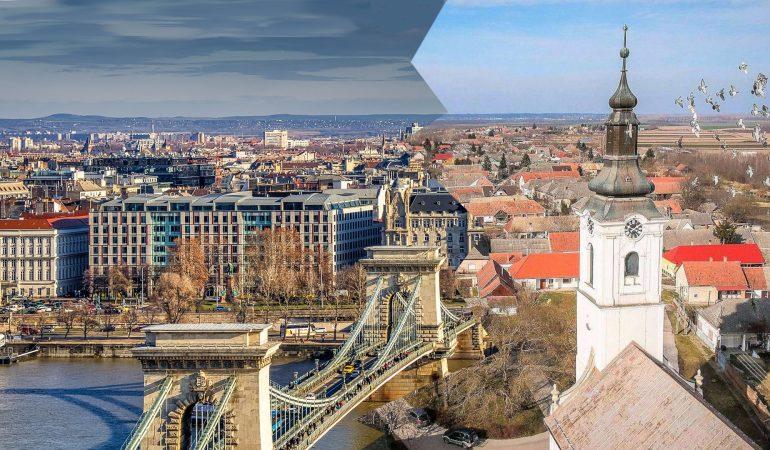 Területi egyenlőtlenségek Magyarországon