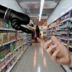 Karácsonyi bevásárlás robotokkal