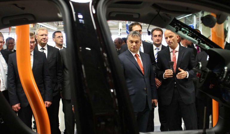 Olcsón vett természet – az autóipar Magyarországon