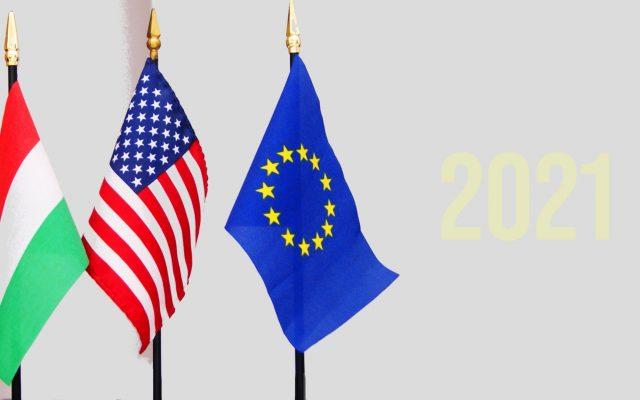 Külpolitikai évindító: Magyarország és a világ 2021-ben