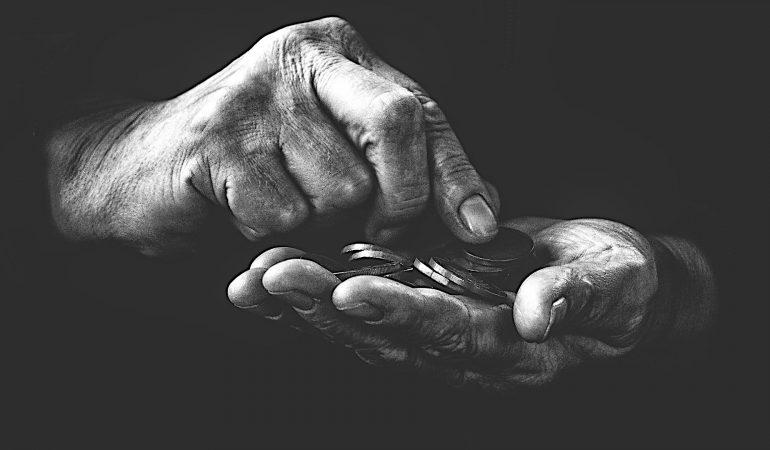 A szegénység mozdulatlan tömbje